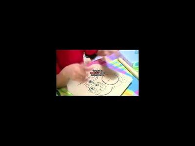 Manualidades: Lámpara Betty Boop -Juancarlos960