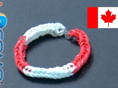Pulsera de gomitas de Canadá