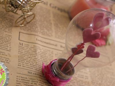 """Regalo para San Valentín: Foco """"Eres la luz de mi vida"""""""