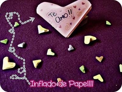 @xoOlexiitOo ❥DIY San Valentín: Corazón Inflado!!!!