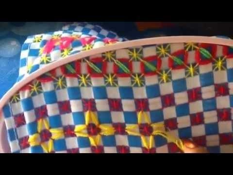 - 17 bordado español con cony