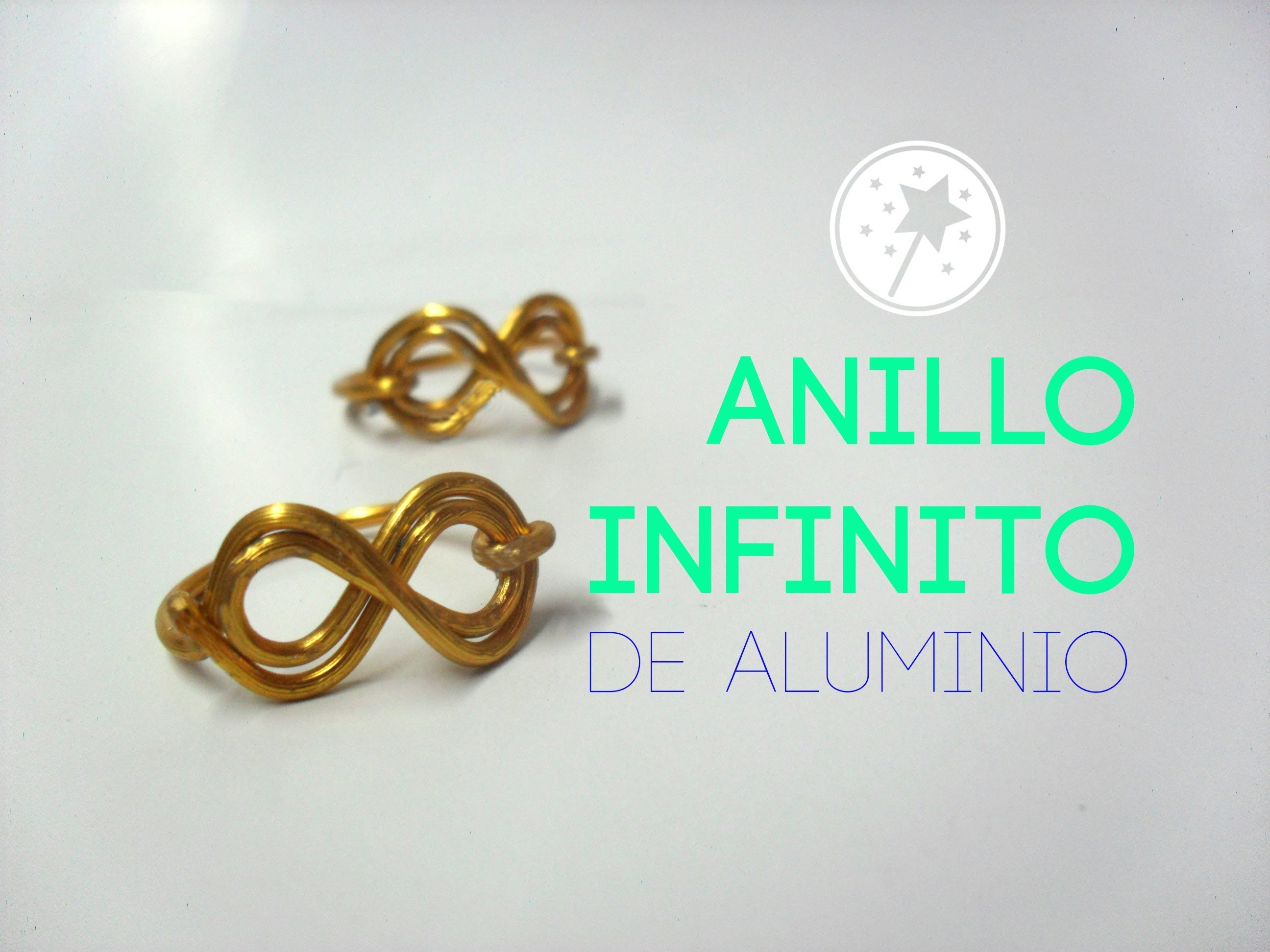 Anillo infinito super facil! ♔ Bruja Creativa
