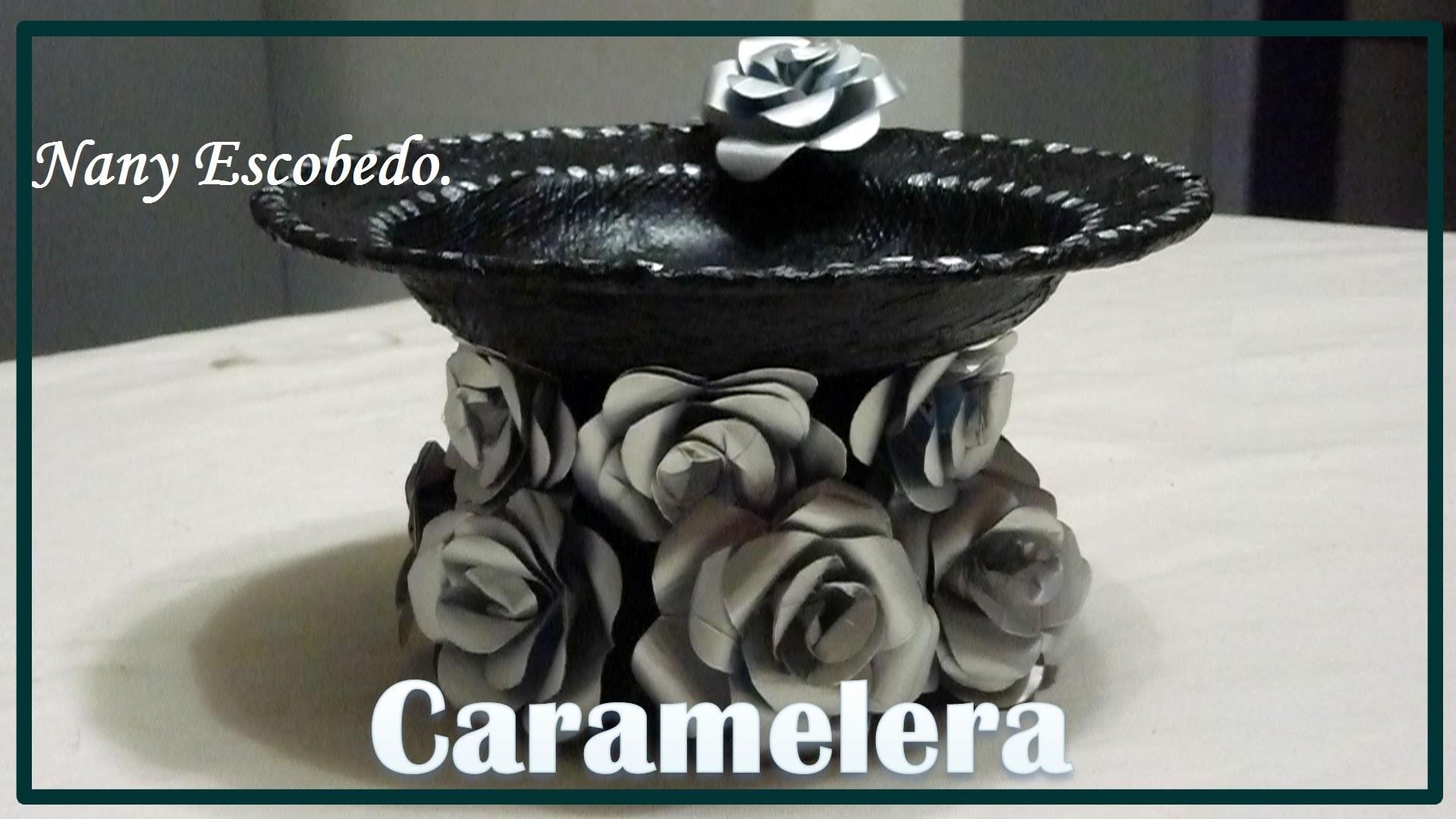 CARAMELERA. Candy Tray