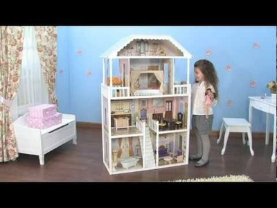 Casa de muñecas Savannah de KidKraft en EurekaKids