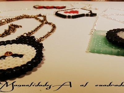Collares de Hama: 4 diseños diferentes   es.PandaHall.com