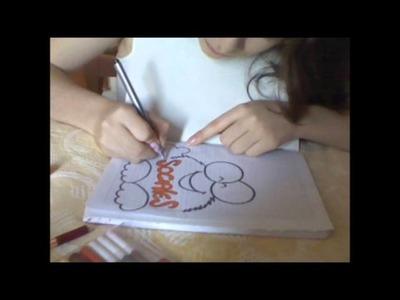 Como marcar tus cuadernos #2
