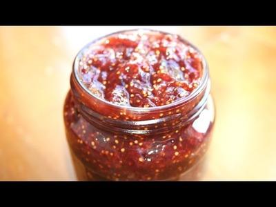 Cómo preparar mermelada de higos