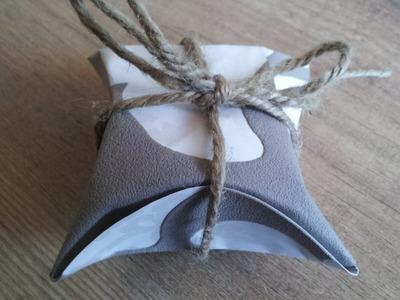Crear una caja de regalo con ayuda de un CD DIY | facilisimo.com