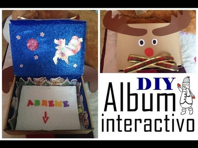 Diy | Album de fotos interactivo