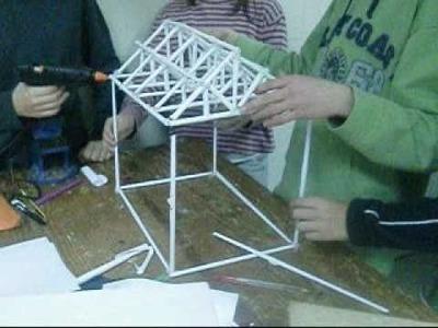 Estructura de papel