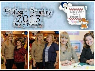 Herminia Devoto desde Expo Country 2013 - Capitulo 1