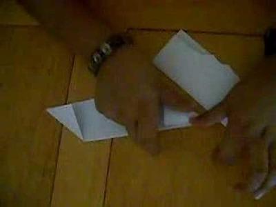 Tutorial Como hacer shuriken (estrella ninja)