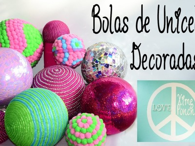 Xime Ponch. Bolas de Unicel Decoradas. Selena Gomez. Video 6