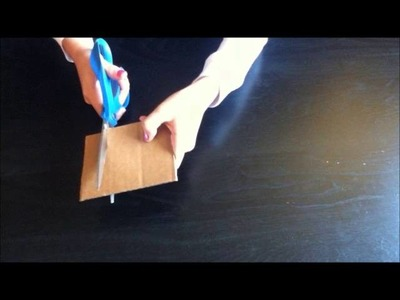 Cómo hacer una pizarra - Mimundo MH