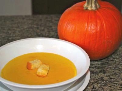 Crema de Calabaza - Pumpkin cream