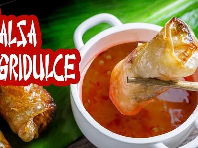 Salsa Agridulce Estilo Restaurante Chino Natural  Facil y Rapida