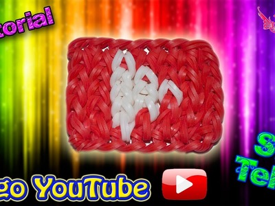 ♥ Tutorial: Logo de YouTube de gomitas (sin telar) ♥