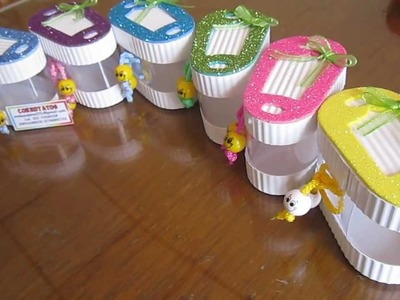 Baby Shower cajitas para recordatorios - VENTAS