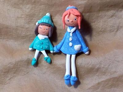 Cómo hacer un broche con muñeca | facilisimo.com