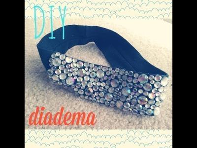 Como hacer una diadema DIY
