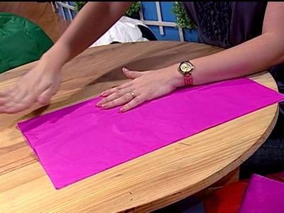 Cuaderno de recetas 2.2 - Pompones de papel de seda