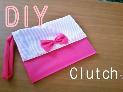 DIY Clutch Informal by Katt ♥