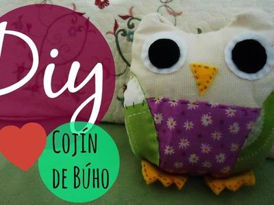 ♥DIY : Cojin de búho