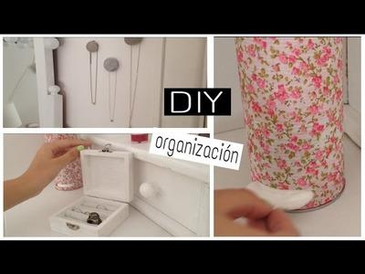 DIY: Organización