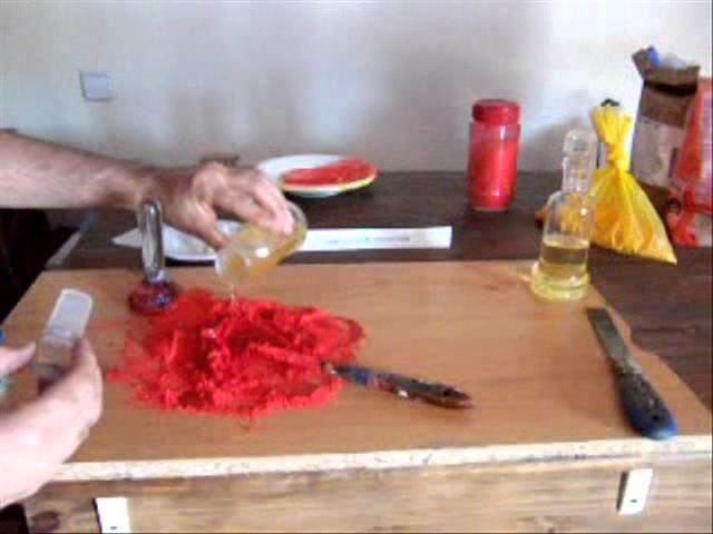 Hacer pintura al óleo. Fernando Puente.