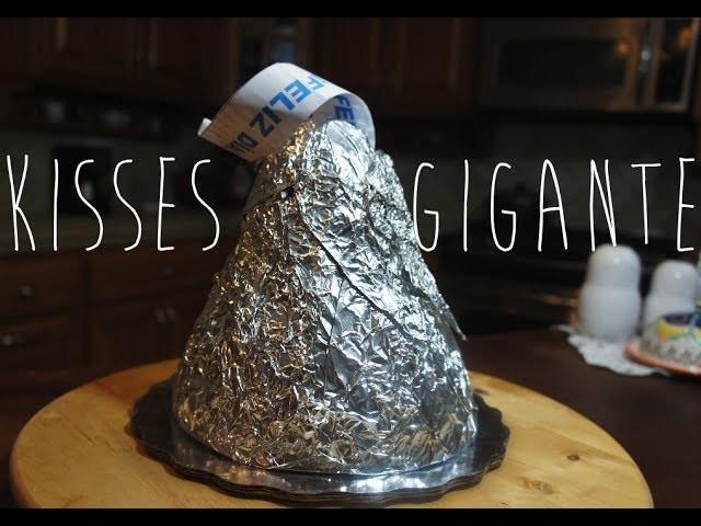 KISSES GIGANTE SIN HORNO (REGALO PERFECTO Y FÁCIL) - BAKING DAY