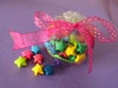 Manualidad para San Valentín: Cajita para regalos o dulces