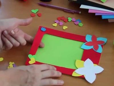 Manualidades DIY: Libro electrónico Goma Eva