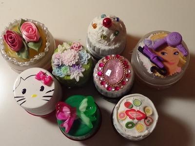 Pastilleros hechos con tapas de refresco.
