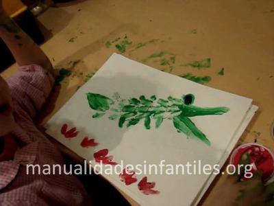 Pintar con las manos2