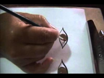 Seminario para pintar Ojos - Parte 6.16