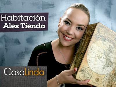 Transforma tu cuarto (DYI) - Casa Linda y Alex Tienda (Episodio 2)