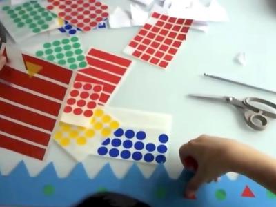 Tutorial: Cómo hacer corona goma eva
