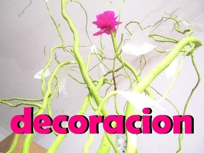 ¡DECORACIÓN para rincones VACÍOS! ♥ adorno fácil ♥. DIY Room Decorations