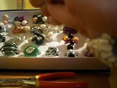 Como hacer anillos de alambre (I)