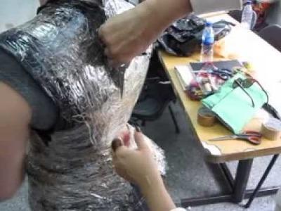 Como hacer un maniqui IV