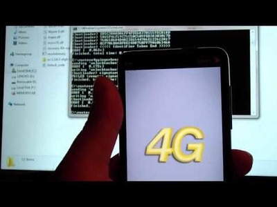 "Como Hacer un ""ROOT"" a un htc evo 4g de Sprint con HBOOT 2.18 y Software 5.07.651.1"