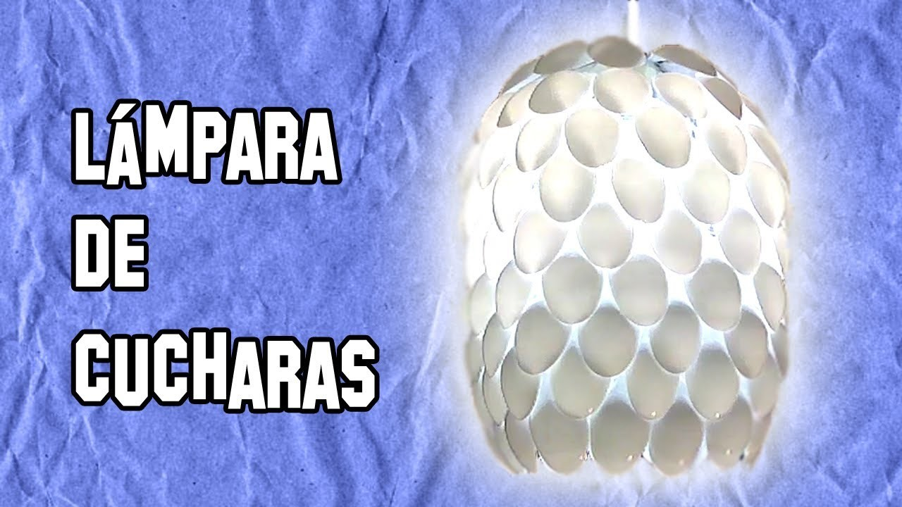Como Hacer una Lámpara | Making an Lamp