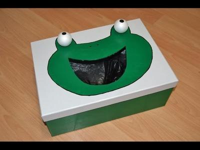 Cómo hacer una papelera infantil   facilisimo.com