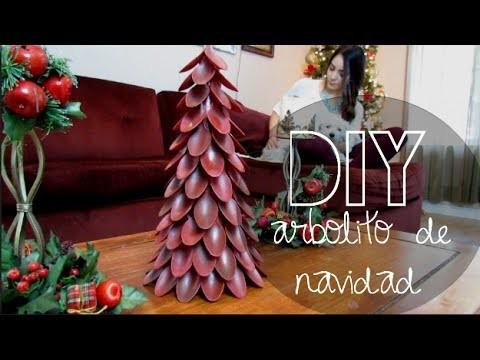 DIY - ARBOLITO DE NAVIDAD!