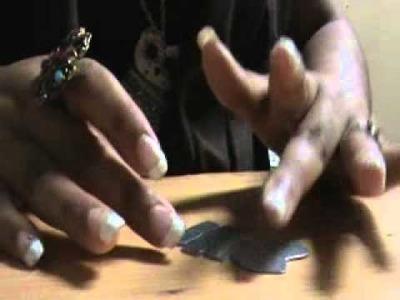 DIY  como hacer un collar  de buho