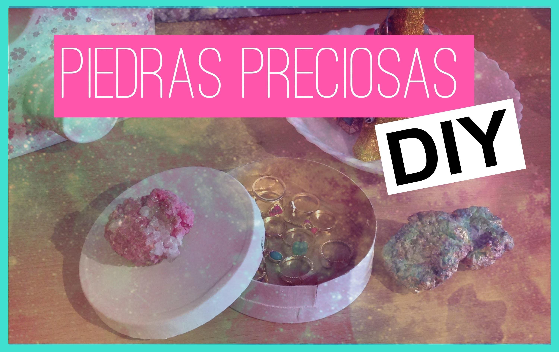 Diy Piedras preciosas ! ★ Pinterest Room Decorations ★