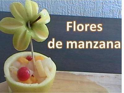 Flores de manzana. día de las madres y del maestro