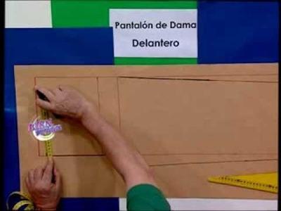 Hermenegildo Zampar - Bienvenidas TV - Explica el dibujo del trasero