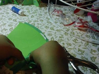 Invitacion de TINKERBELL para fiestas infantiles