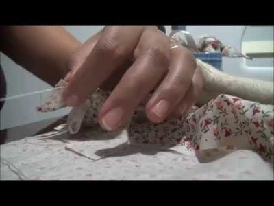 MuñecaTilda como se hacen Parte 1